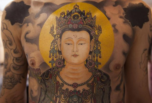 La 39 hong kong china international tattoo convention 2014 for La tattoo convention