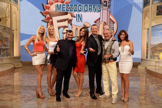 MEZZOGIORNO IN FAMIGLIA RIACCENDE IL WEEKEND DI RAI2: RIPARTE LA GARA DEI COMUNI ITALIANI