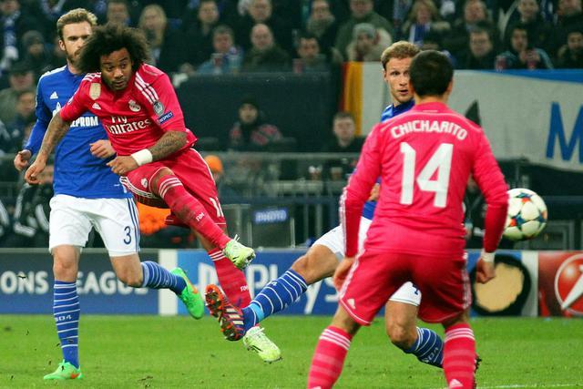 Il gol di Marcelo