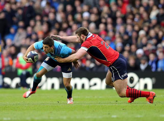 Italy beat Scotland in Six Nations ©