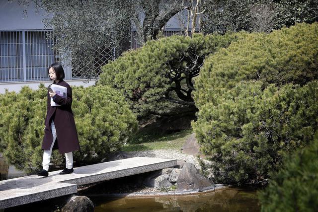 Boom di prenotazione per le visite di primavera al for Giardini giapponesi milano