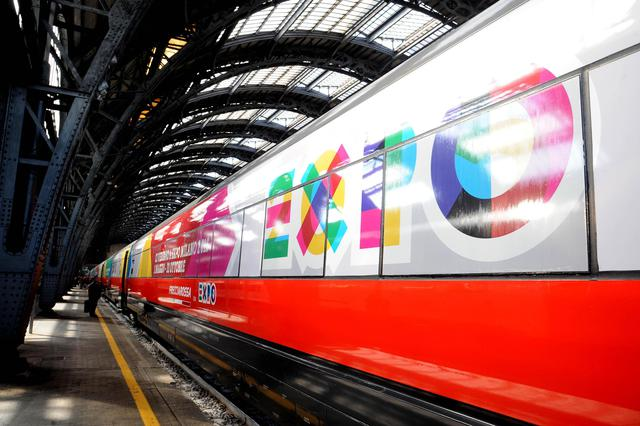 Trenitalia's Expo package presented ©
