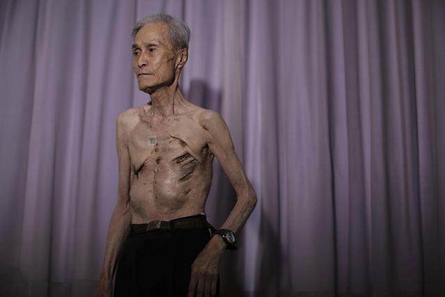 Картинки по запросу люди после ядерного взрыва