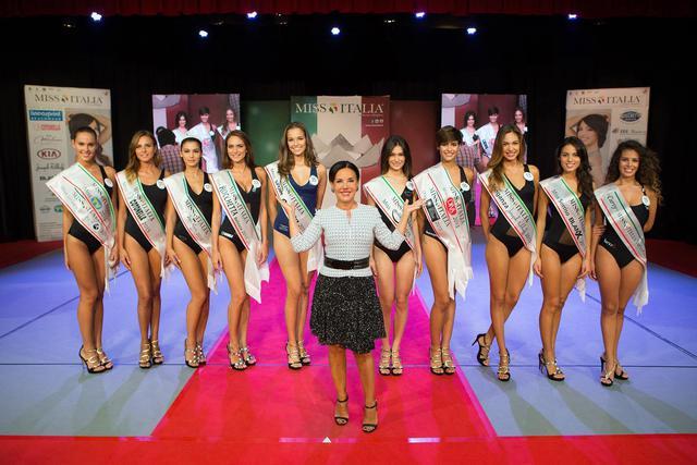 Miss italia le vincitrici dei titoli nazionali - Viola martina porta ...