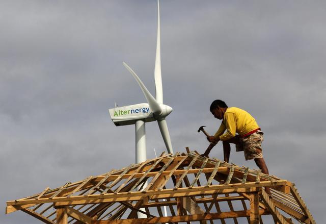 Costruzione di una casa in parco eolico nelle filippine curiosita 39 - Costruzione di una casa ...