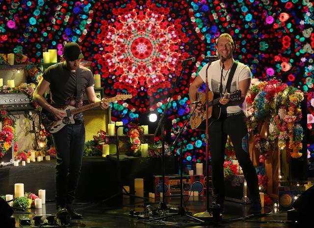 Anticipazioni Che tempo che fa domenica 13 novembre: ospiti i Coldplay e…