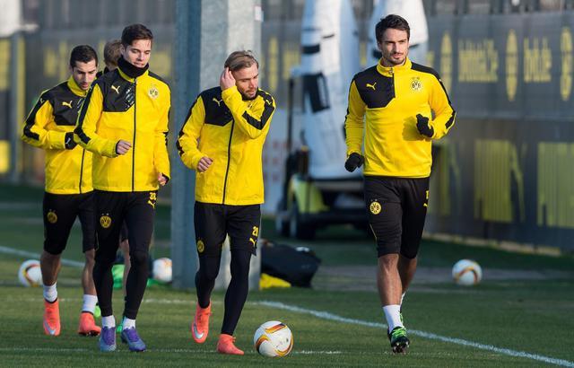 Allenamento Borussia Dortmund Acquista
