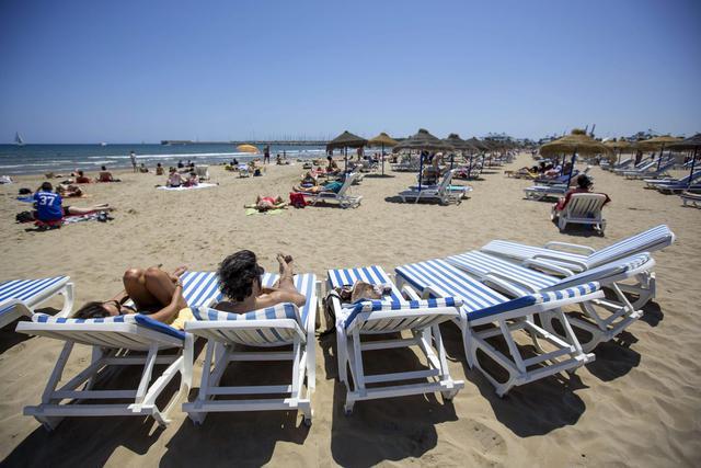 La spiaggia di malvarrosa a valencia curiosita 39 for Spiaggia malvarrosa valencia
