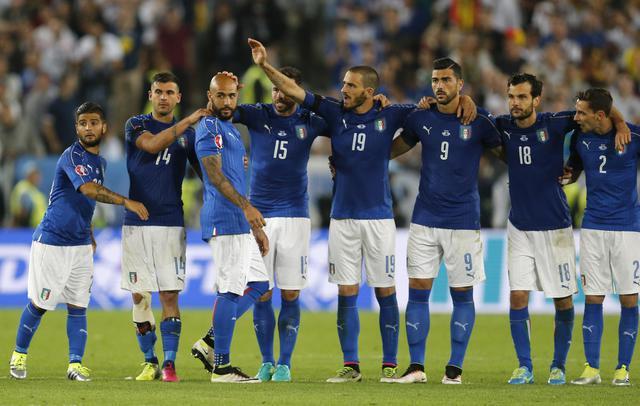 L'Italia perde ai rigori contro la Germania 9b38b3d308e05eed85537a000b13a514