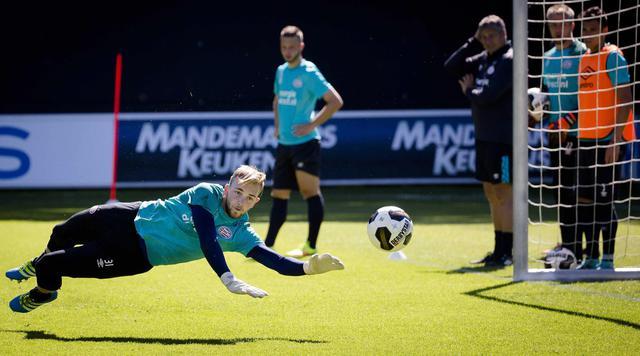 Allenamento calcio PSV Acquista