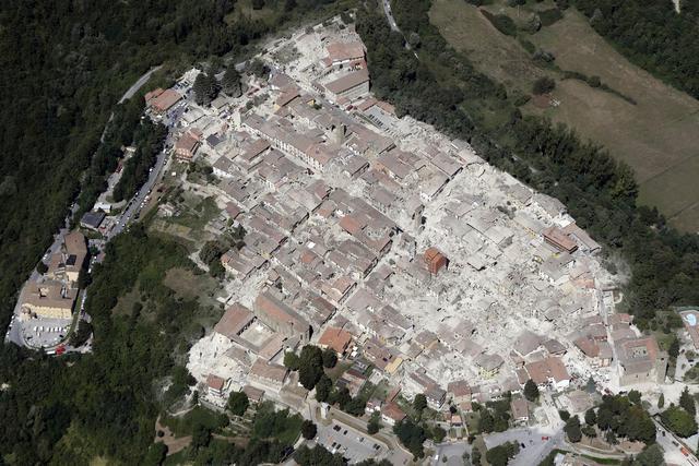 Terremoto nel Lazio, anche la Romagna trema nella notte