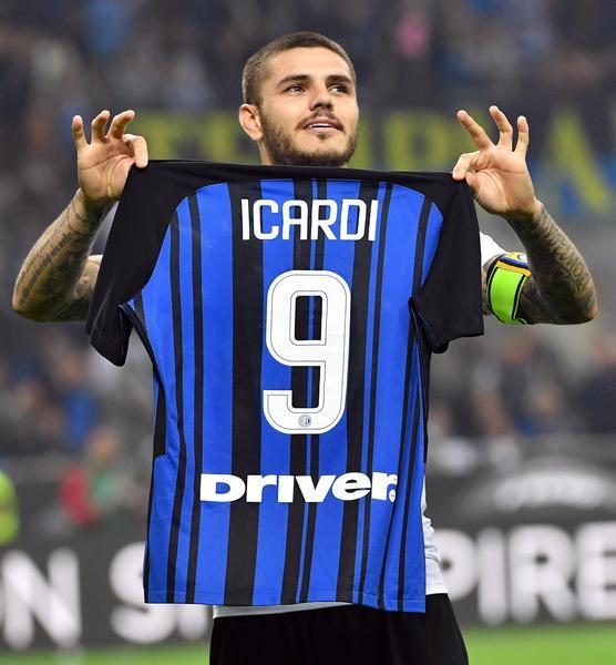 Terza Maglia Inter Milan MAURO ICARDI