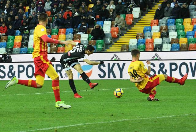 Soccer: Serie A; Udinese - Benevento ©