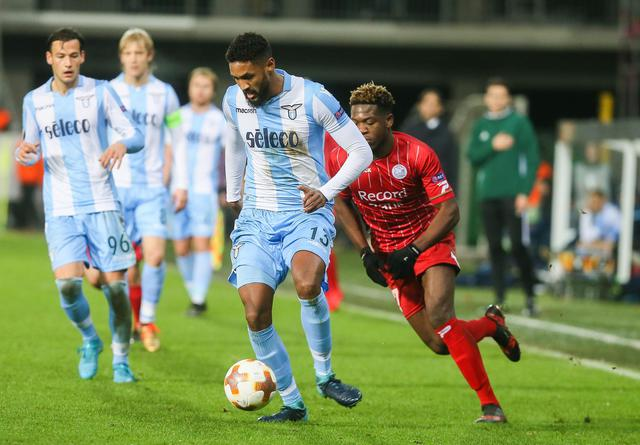 Europa League: Lazio, ko indolore in Belgio. Vince il Waregem 3-2