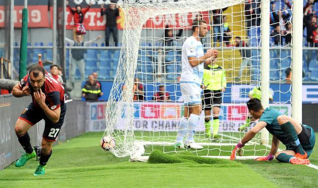 Genoa-Lazio, Conferenza stampa Burdisso e Rigoni: