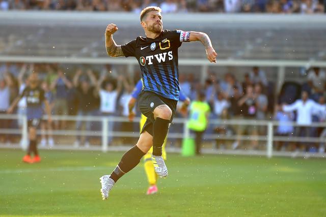 Atalanta, per una notte al quarto posto. Gomez infilza il Chievo: 1-0