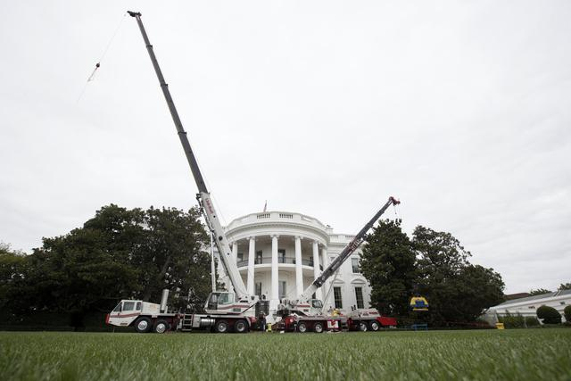 Lavori di ristrutturazione alla casa bianca curiosita - Lavori di ristrutturazione casa ...
