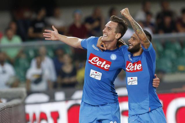 Nizza-Napoli, Champions League: i Convocati di Sarri