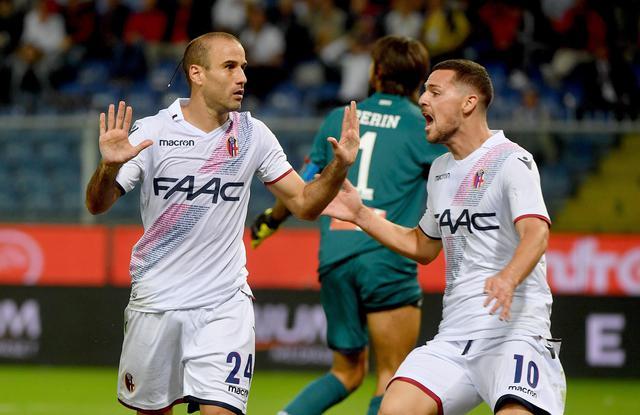 Bologna, gli stessi gol del Genoa ma 6 punti in più