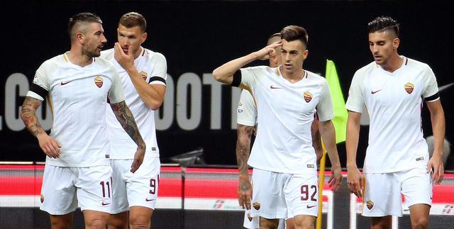 Inter-Roma 1-1: finisce in parità lo scontro Champions