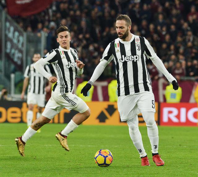 Soccer Italy Cup Juventus Torino