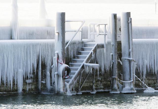 Gelo siberiano, temperature rigide fino a giovedì
