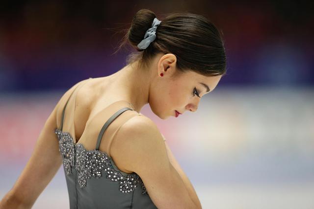Carolina Kostner, niente Mondiale: cade e arriva quarta