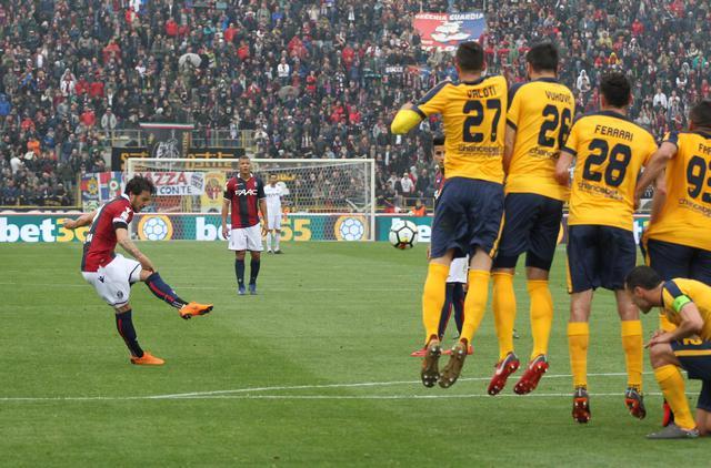 Serie A Bologna Verona Ansa