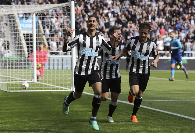 Premier League: Newcastle-Arsenal 2-1 ©