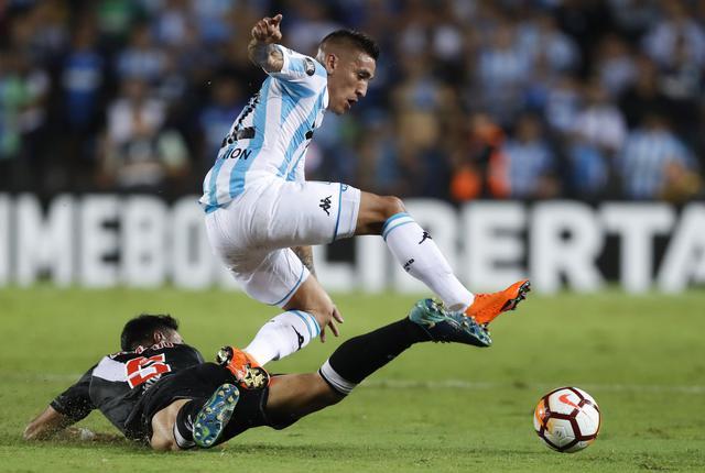 Copa Libertadores: Racing vs Vasco da Gama Sport Ansa.it