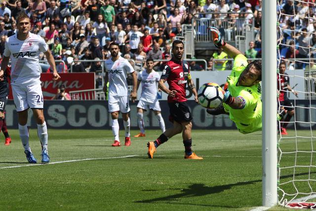 SERIE A, Cagliari-Bologna termina a reti inviolate