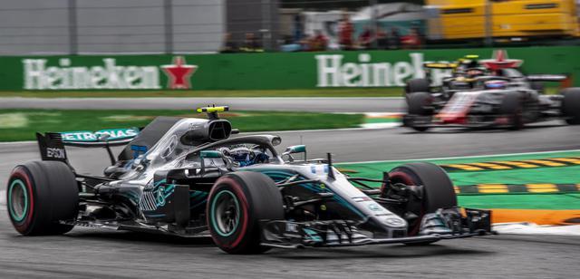 Gp Italia: Harakiri Vettel, trionfa Hamilton
