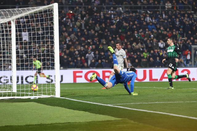 Sassuolo–Juventus: Serie A: Sassuolo-Juventus 0-3