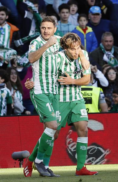 Real Betis vs Atletico Madrid ©