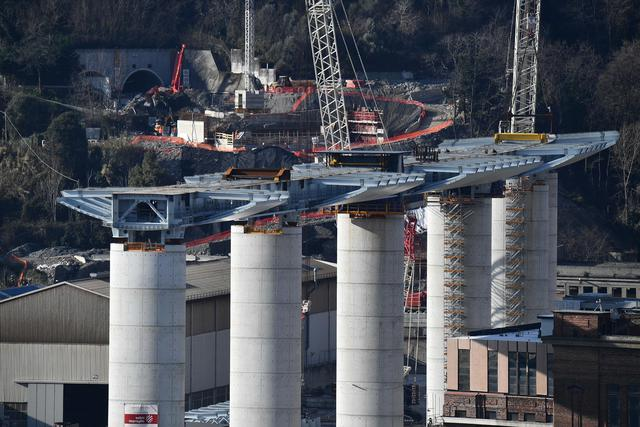 Italy Genoa bridge collapse © Ansa