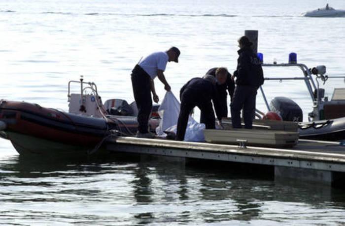Morto turista tedesco nel lago di Garda