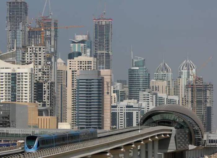 Nasce a dubai grattacielo pi alto mondo medio oriente - Dubai grattacielo piu alto ...