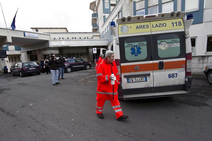 Operaio muore in deposito Atac