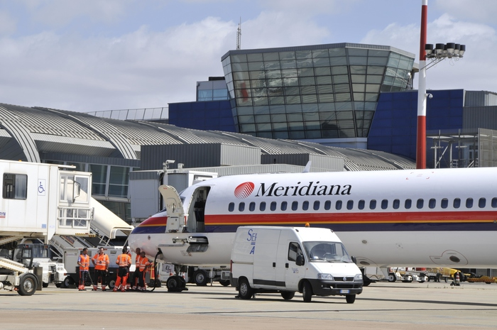 Meridiana: in vendita biglietti estate