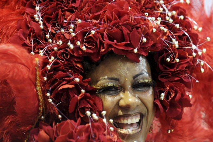 Carnevale 2015 in Brasile
