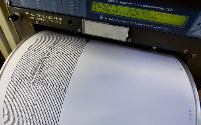 Terremoto, scossa 2.7 nel veronese