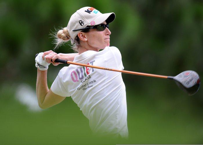 Golf: Diana Luna è seconda in Francia