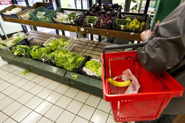 Toscana, ogni abitante spreca 90 kg cibo
