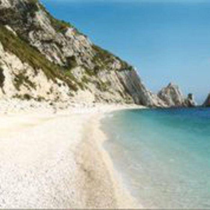 Matrimonio In Spiaggia Nelle Marche : S michele tra le spiagge dove andare marche ansa