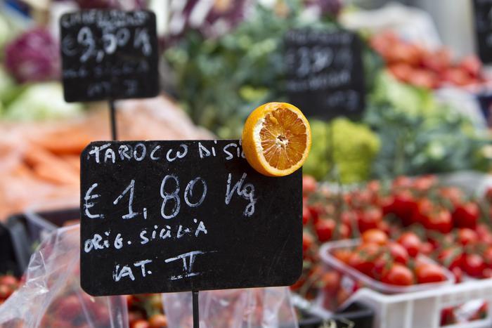 Torino, ad agosto prezzi invariati