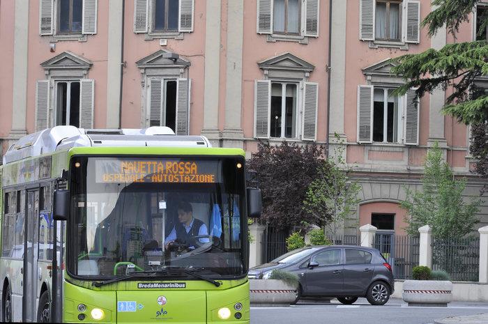 Navette gratis da parcheggi periferia Aosta - Agenzia ANSA