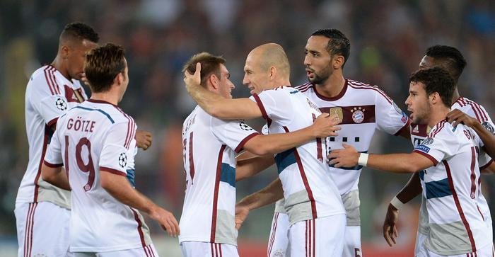 Subito festa Bayern