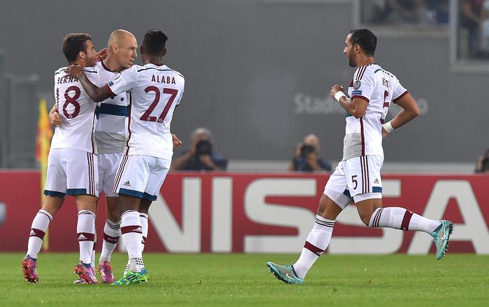 Roma-Bayern