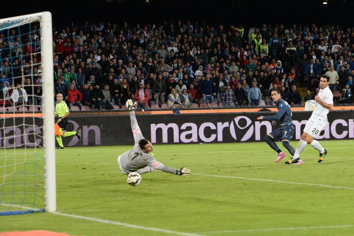 Il gol di Callejon