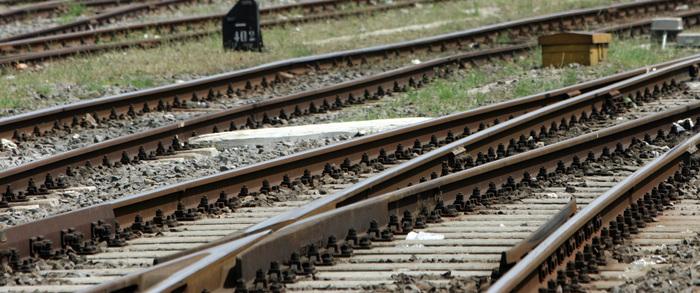 Rogo vicino binari,stop treni Grossetano